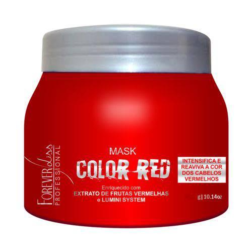 Máscara Matizadora Color Red Forever Liss 250gr