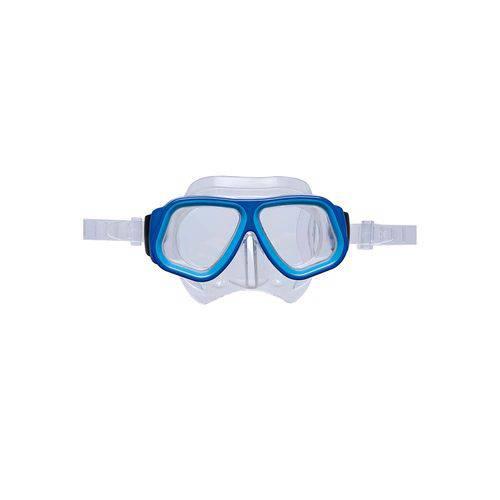 Máscara Mergulho Junior - Azul