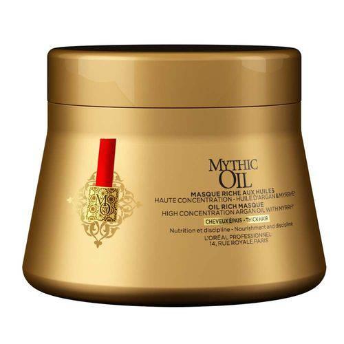 Máscara Mythic Oil L'oréal 200ml