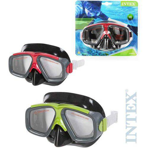 Mascara Natação Surf Sortida - Intex 55975