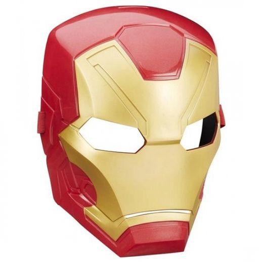 Máscara os Vingadores Homem de Ferro - Hasbro
