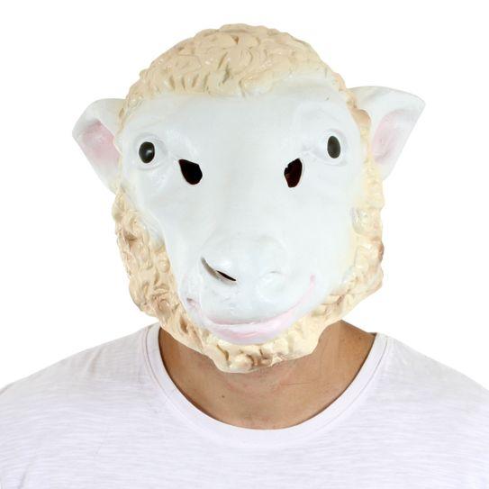 Máscara Ovelha Latex - Sulamericana