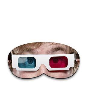Máscara para Dormir Óculos 3D