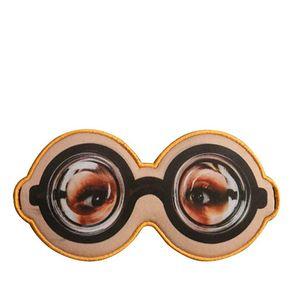 Máscara para Dormir Óculos Fundo de Garrafa