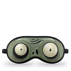 Máscara para Dormir Zumbi Assustado