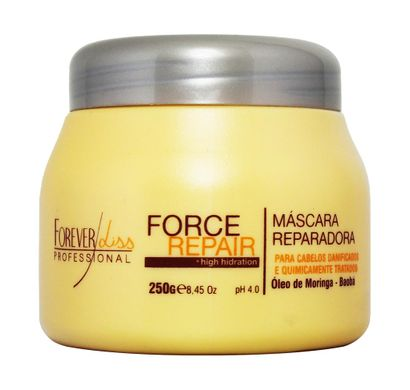 Máscara Reparadora Force Repair 250g - Forever Liss