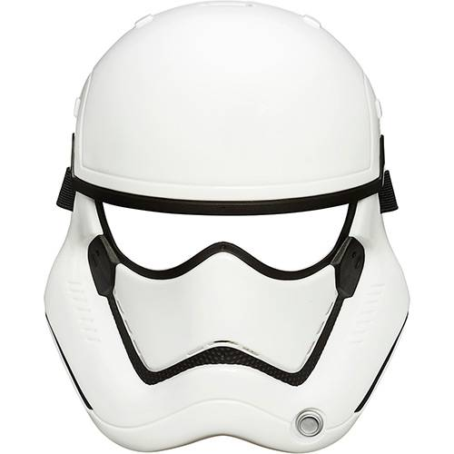 Máscara Star Wars EP VII First Order Stormtrooper - Hasbro