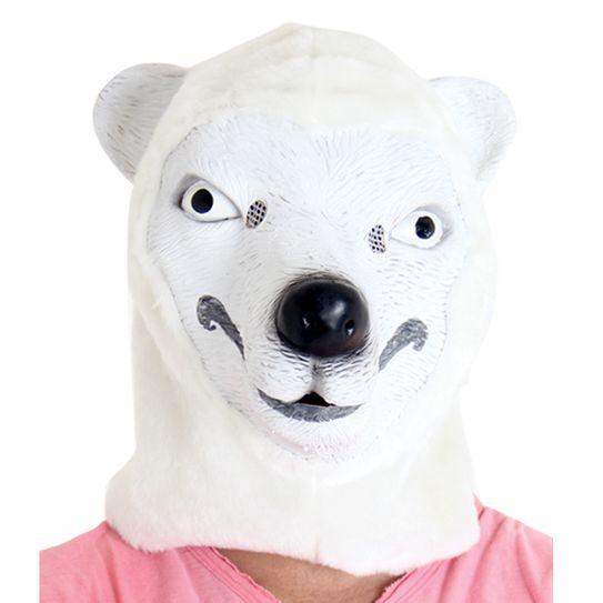 Mascara Urso Polar