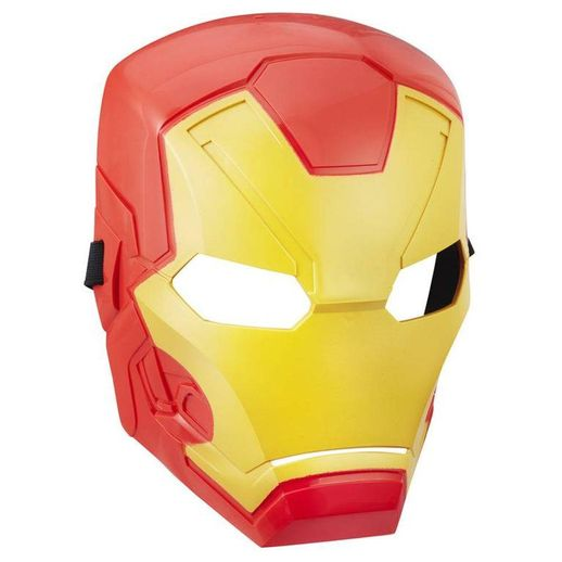 Máscara Vingadores Homem de Ferro - Hasbro