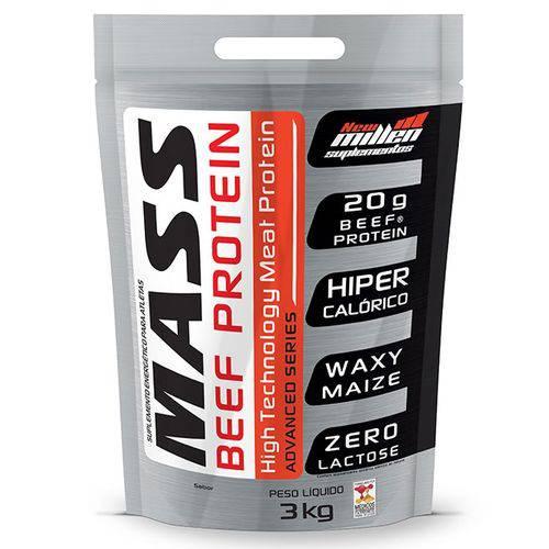 Mass Beef Protein 3kg - New Millen