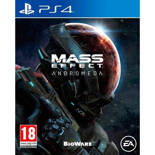 Mass Effect. Andromeda Ps4