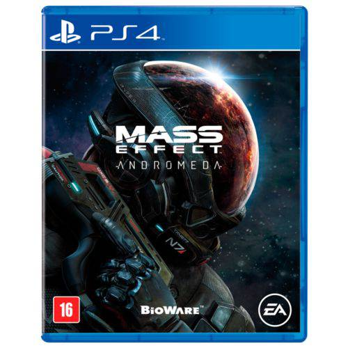Mass Effect - Andromeda - Ps4
