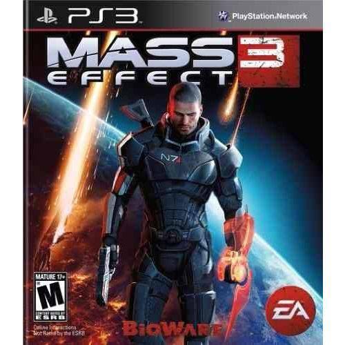 Mass Effect 3 - Ps3 Mídia Física Lacrado