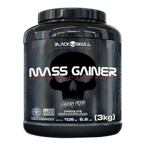 Mass Gainer 6.6 Lbs - (3kg) Chocolate