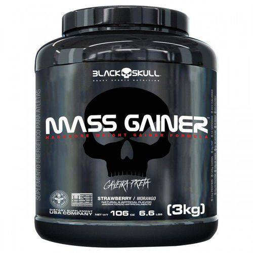Mass Gainer 6.6 Lbs - (3kg) Morango