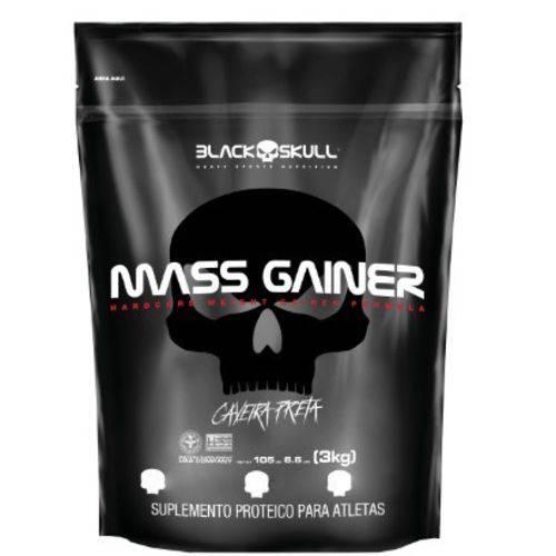 Mass Gainer 3 Kg - Black Skull - Black Skull