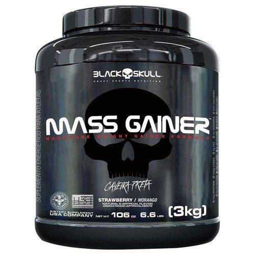 Mass Gainer 3kg - Black Skull