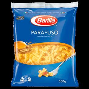 Massa com Ovos Barilla Parafuso 500g