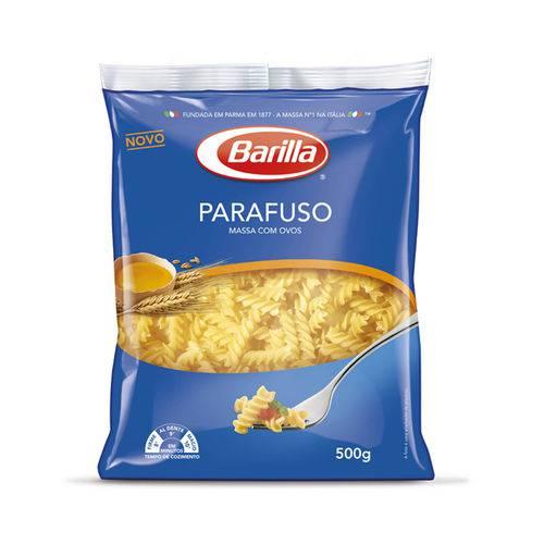 Massa com Ovos Parafuso Barilla 20un de 500 G