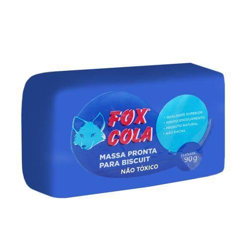 Massa de Biscuit - 90g - Azul Marinho - Fox