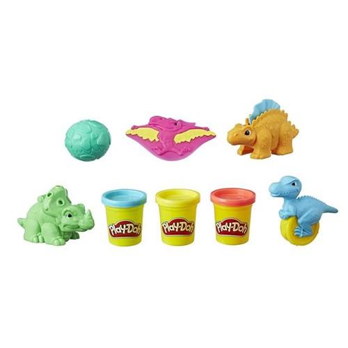 Massa de Modelar Play-Doh Dino Ferramentas Hasbro E1953