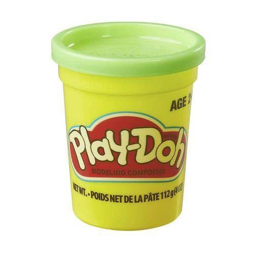 Massa de Modelar - Play-Doh - Potes Individuais 112g - Verde - Hasbro - B7411/B6756