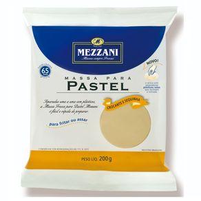 Massa para Pastel Cumbuca Mezzani 200g
