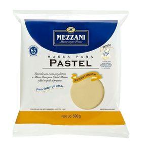 Massa para Pastel Discão Mezzani 500g