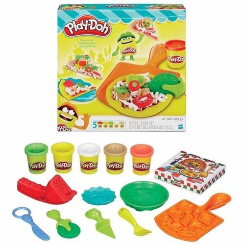Massinha de Modelar Play-Doh Festa da Pizza Hasbro DIVERSOS