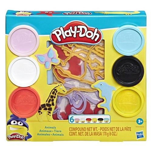 Massinha Play-Doh - Animais E8535 - HASBRO