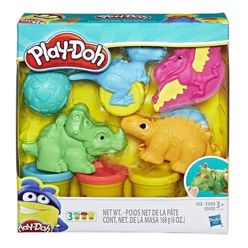 Massinha Play-doh - Dino Ferramentas - Hasbro