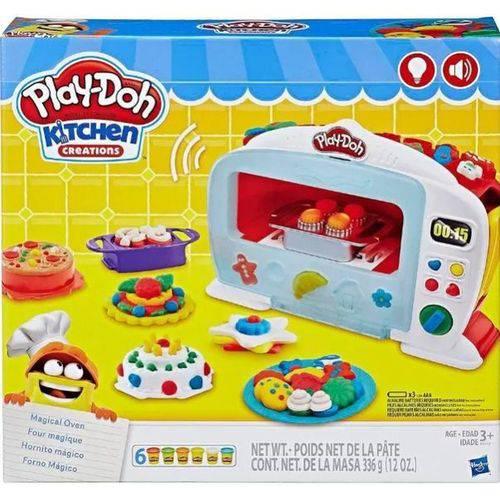 Massinha Play-doh Forno Mágico - Hasbro