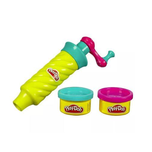Massinha Play-Doh Kit Super Ferramentas - Espirais Coloridas - Hasbro