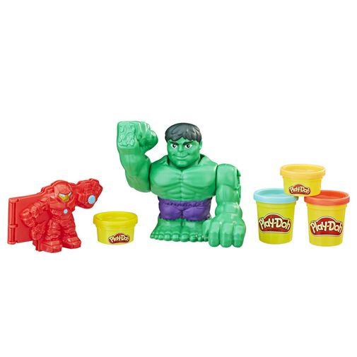 Massinha Play-Doh Marvel - Hulk - Hasbro