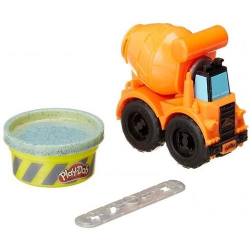 Massinha Play-Doh - Mini Veículos - Caminhão Betoneira E4705 - HASBRO