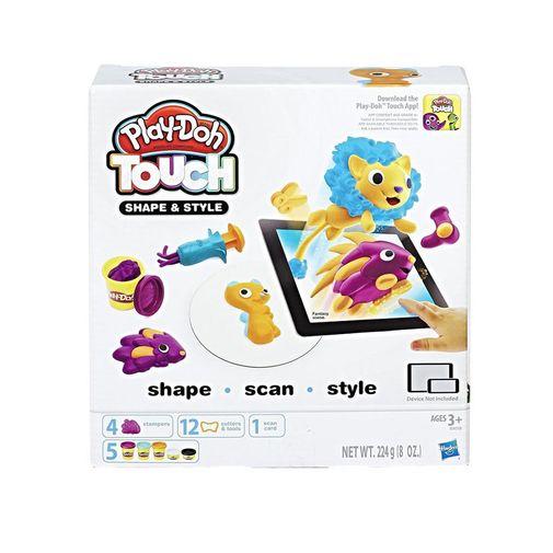 Massinha Play-Doh Touch - Moldar e Enfeitar - Hasbro