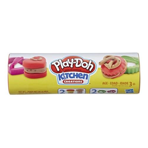 Massinha Play-Doh - Tubo Cookies E5100 - HASBRO