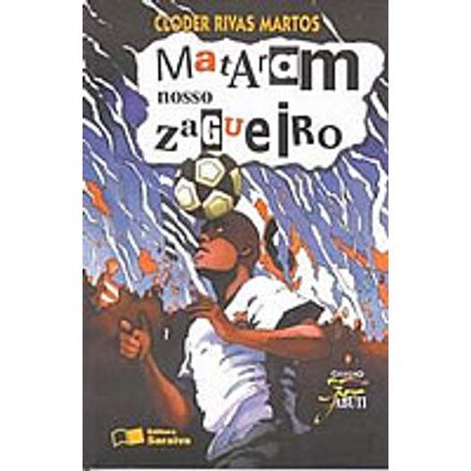 Mataram Nosso Zagueiro - Saraiva