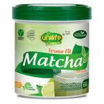 Matcha Instantâneo C/ Stévia Tetmo Fit Unilife - 220g Sabor: Limão