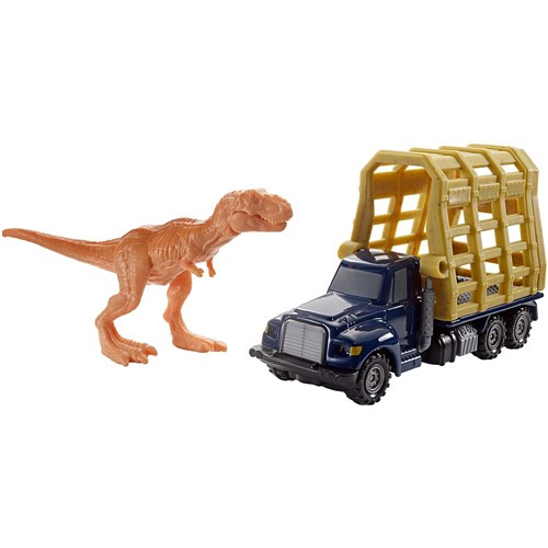 Matchbox Jurassic World - T. Rex Trailer