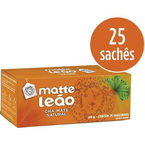 Mate Leao 40g 25 Saches