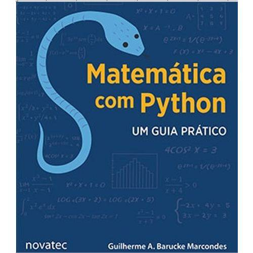 Matemática com Python um Guia Prático