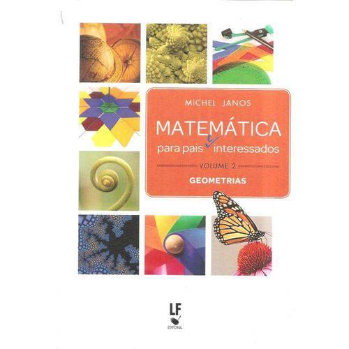 Matemática para Pais (E) Interessados Vol. 2