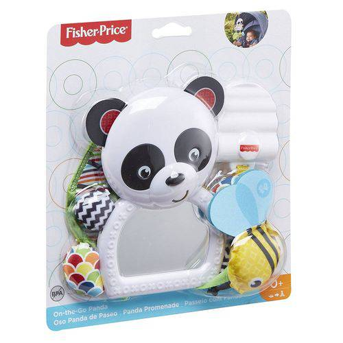Mattel FGH91 - Passeio com Panda - Fisher-Price