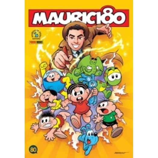 Mauricio 80 - Panini