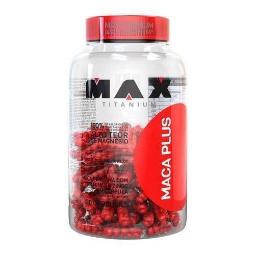 Max Titanium Maca Plus 120 Caps
