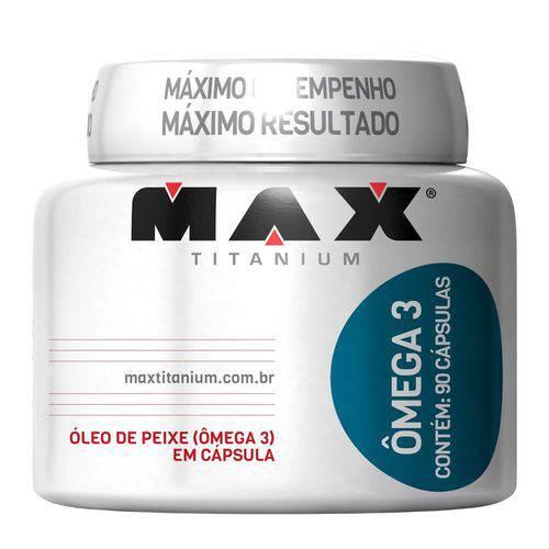 Max Titanium Omega 3 90 Caps Max