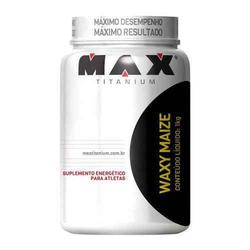 Max Titanium Waxy Maize Max 1kg Natural