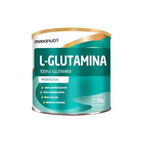 Maxinutri L- Glutamina Pura 300g