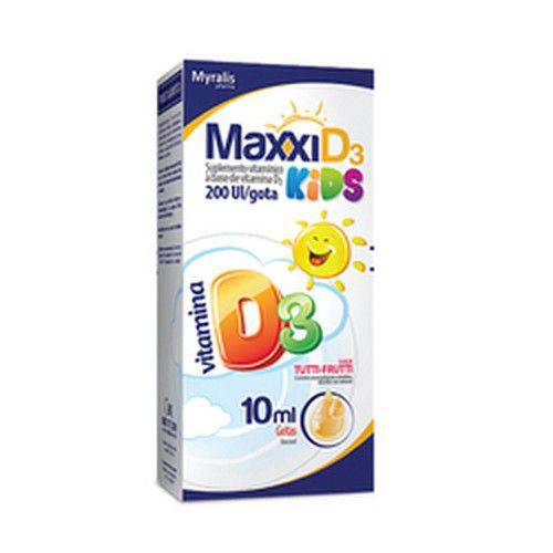 Maxxi D3 Kids Gotas 10 Ml